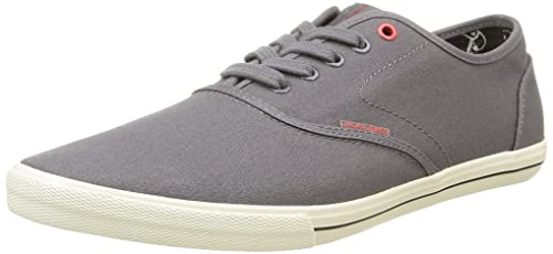 Jjspider Canvas Light Blue Denim, Mens Low-Top Sneakers Jack & Jones