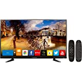 Kevin 102 cm (40 Inches) KN40001A Full HD LED SMART TV with Air Mouse