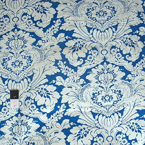 Jennifer Paganelli PWJP098 Caravelle Arcade Bonnie Blue Cotton Fabric By Yard