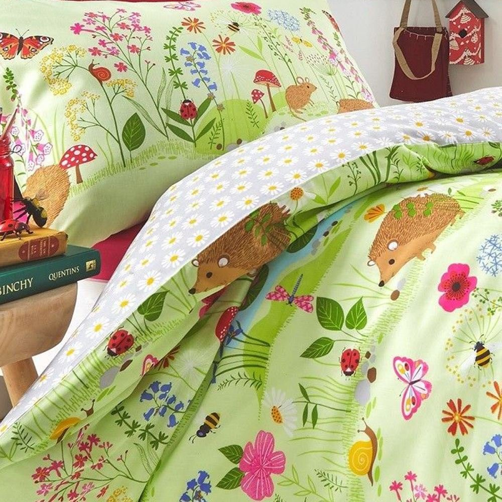 Animals Kids Club Bluebell Woods Single Duvet Cover Set by Animals (Image #2)