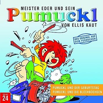 24:Pumuckl Und Der Geburtstag/Pumuckl Und Die Blec