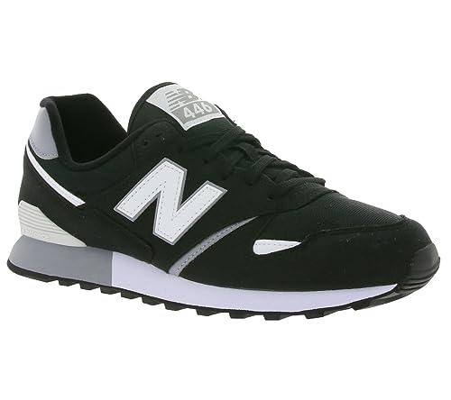 New Balance Classics U446, zapatillas para hombre, sneakers, blanco, 39.5: Amazon.es: Zapatos y complementos