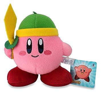 Kirby Mini muñeca de peluche con cadena de bolas – 5.5 &quot ...