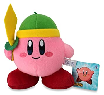 "Kirby Mini muñeca de peluche con cadena de bolas – 5.5 "" ..."