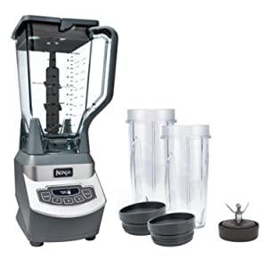 Ninja BL660-FS BL660 Blender 1 Black (Renewed)
