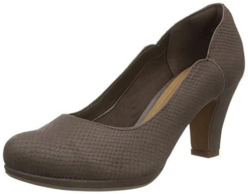 Clarks Chorus Nights Damen Pumps: : Schuhe