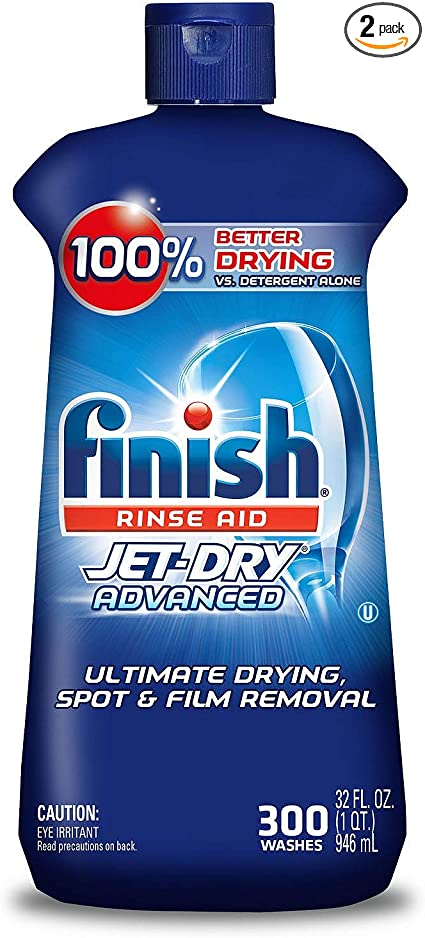 Amazon.com: Finish - Enjuague para lavavajillas: Health ...