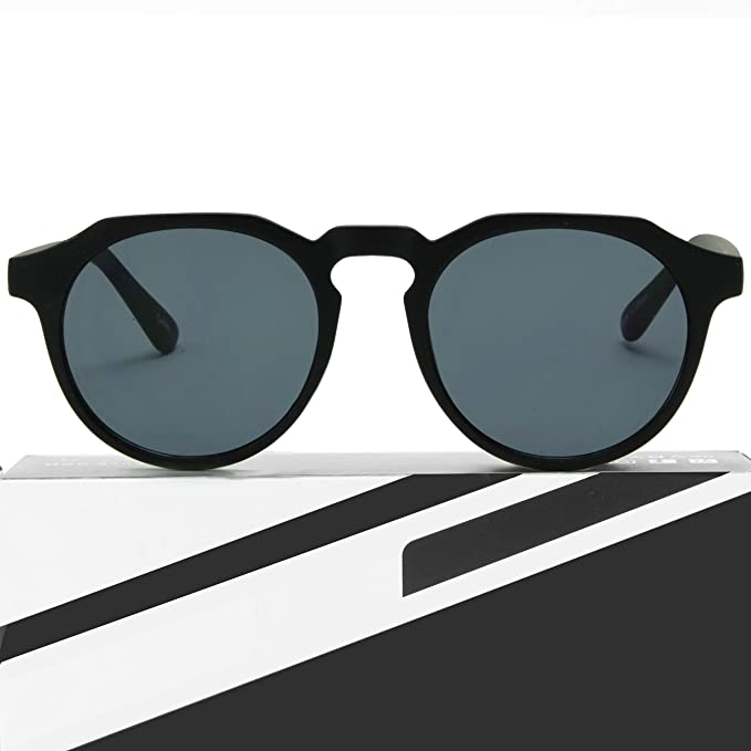 907d9a66b2b V BY VYE Designer Round Women s Sunglasses - Trendy Fashion Glasses with UV  Sun Protection -