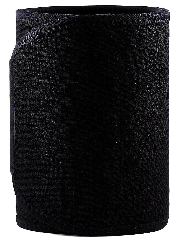SlimmKISS Waist Trimmer Belt for Women Men Weight Loss Back Brace for Lower Back Pain Slimming Body Shaper Belt