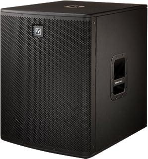 Amazon com: Mackie Powered Speaker Cabinet, Multicolor (THUMP18S