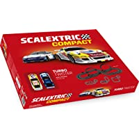 Scalextric Turbo Twister, Color Rojo, única (Scale Competition
