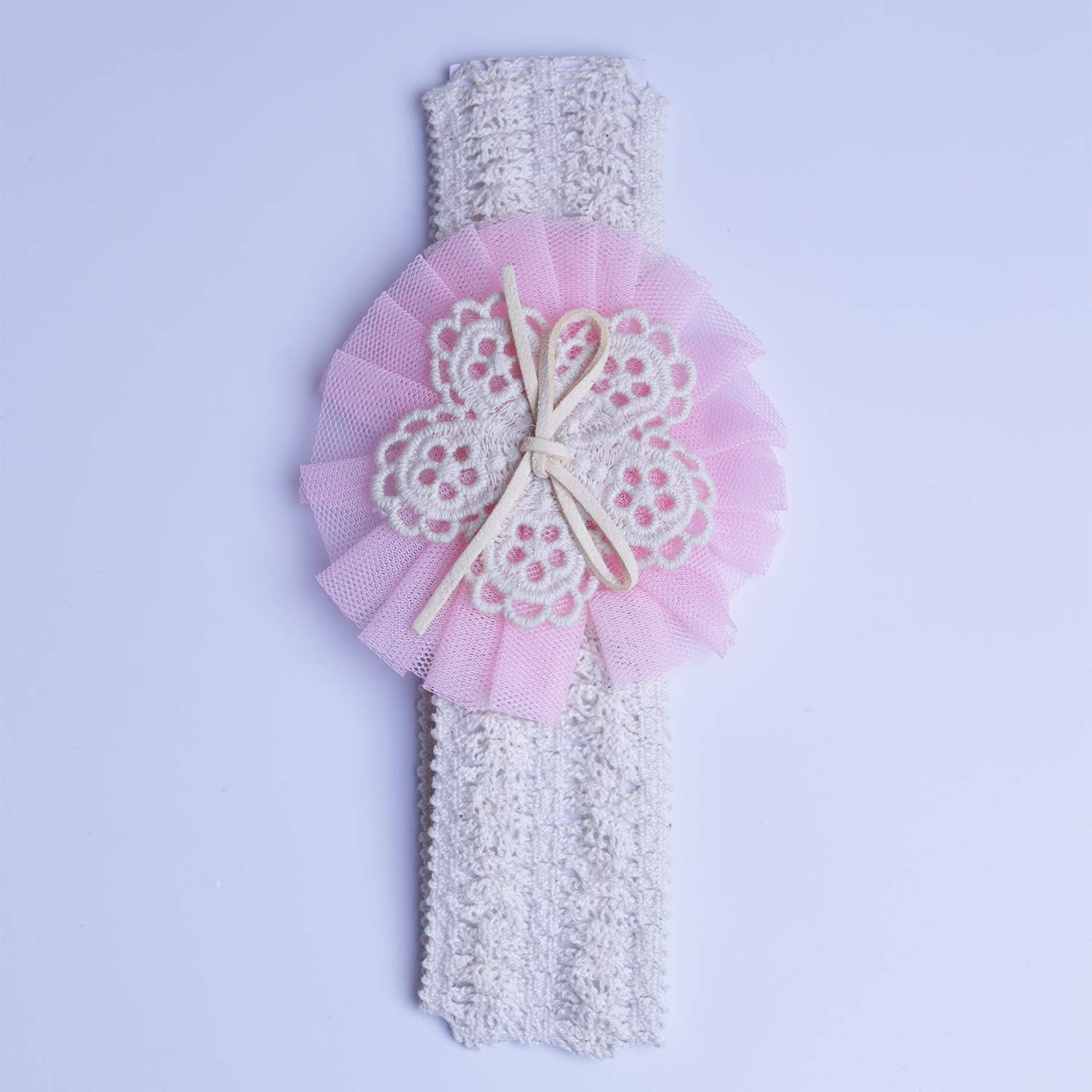 Baby Girls Beautiful Headbands Elastic Hairband for Photograph