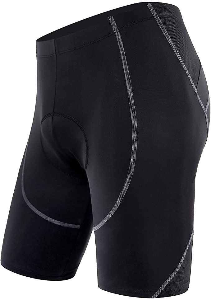 best padded cycling shorts: Sportneer Men's Cycling Shorts 4D Coolmax