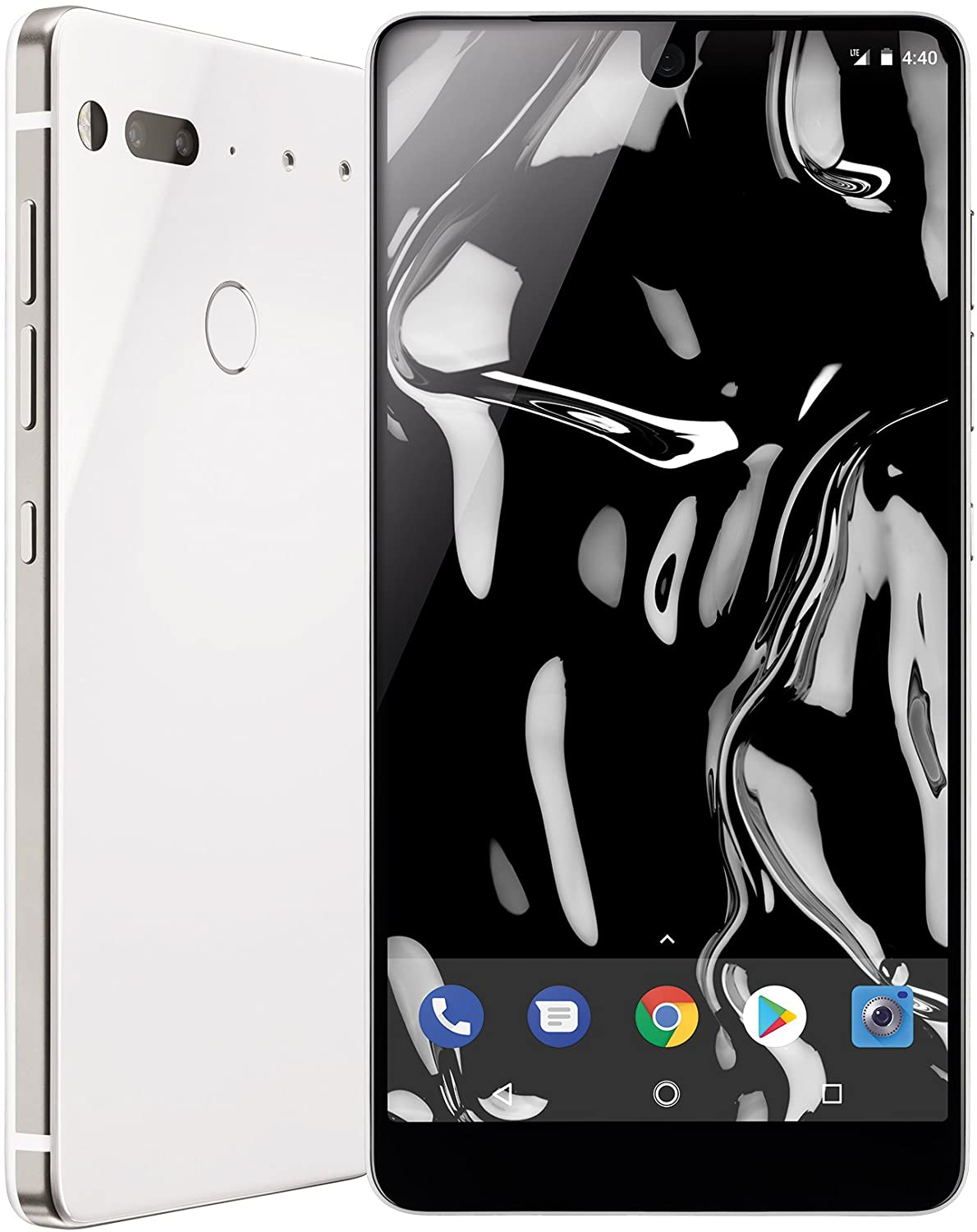 Essential Phone 128 GB Unlocked con Pantalla Full, Dual Camera ...