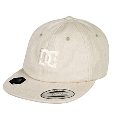 new product a44a0 394d7 DC Shoes Benders - Snapback Cap for Men - Snapback Cap - Men - ONE Size -  Brown  DC Shoes  Amazon.co.uk  Clothing
