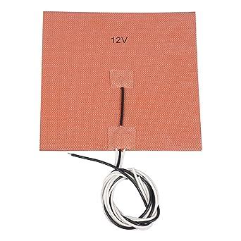 BIQU Flexible alfombrilla de almohadilla de silicona calefacción ...