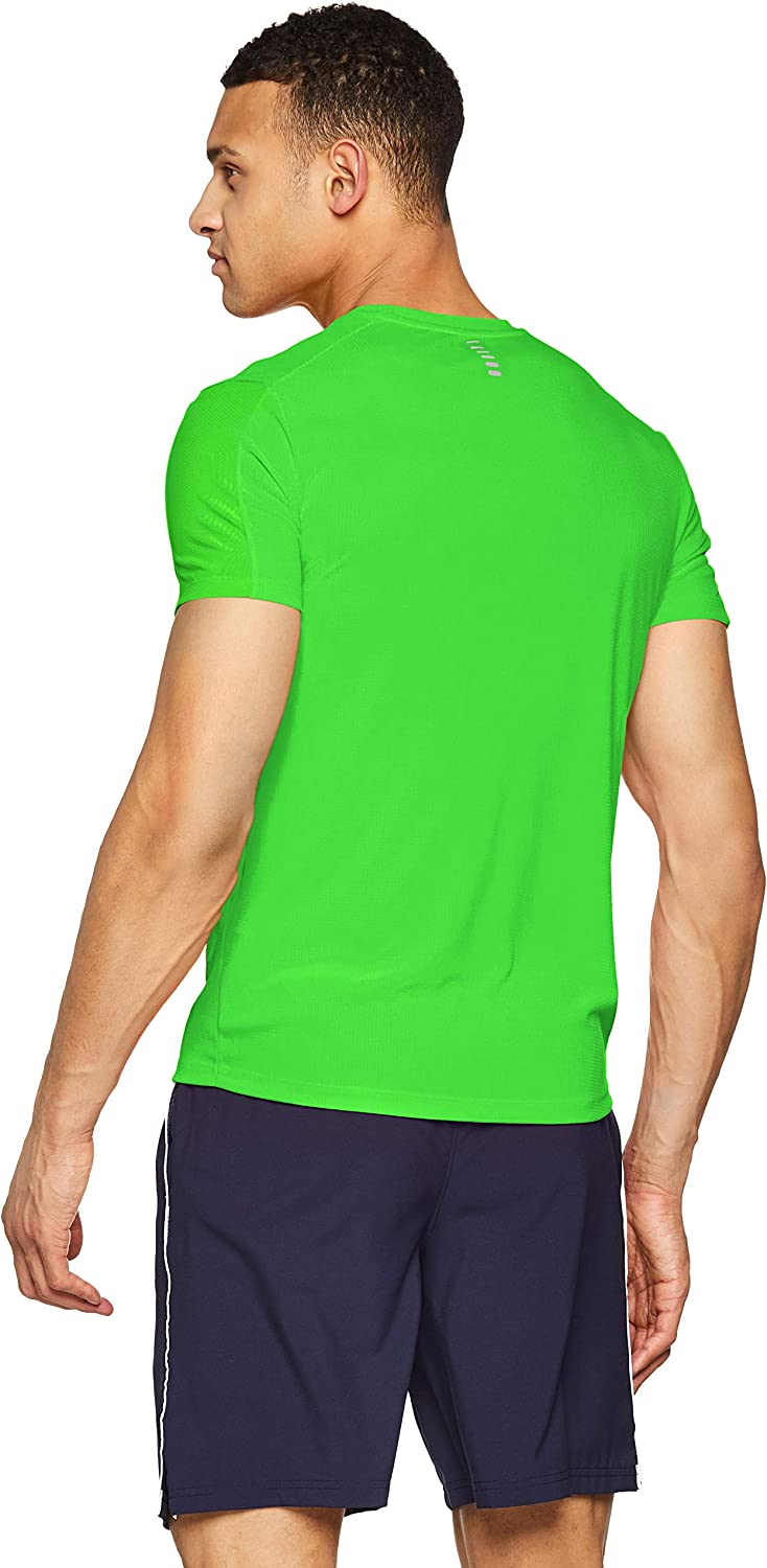 Gym and Running T Shirt with Tight Fit Under Armour Mens Ua Speed Stride Long Sleeves Light and Breathable