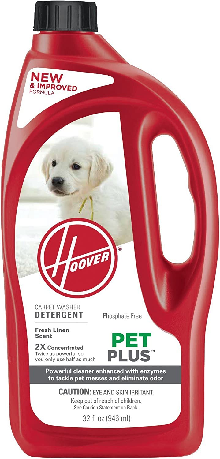 Best All-Rounder: Hoover PetPlus Remover Solution