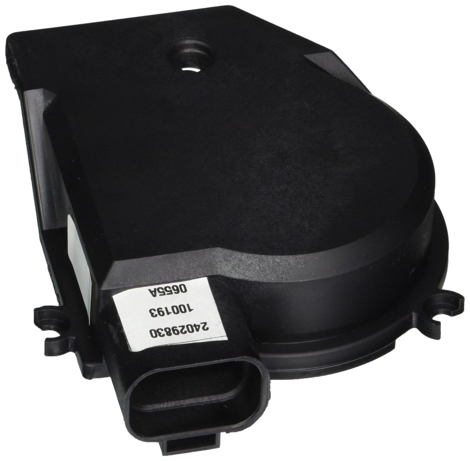 Genuine GM 88958136 Windshield Wiper Motor Cover Kit