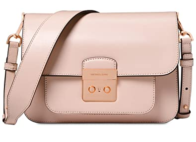 4cab197471 MICHAEL Michael Kors Sloan Editor Large Shoulder Bag - Soft Pink ...