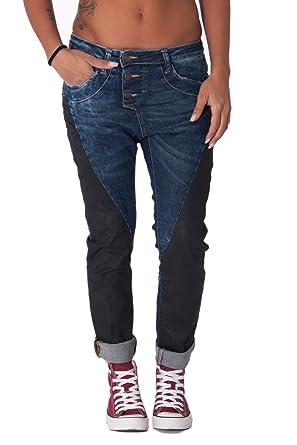 Please jeans damen baggy