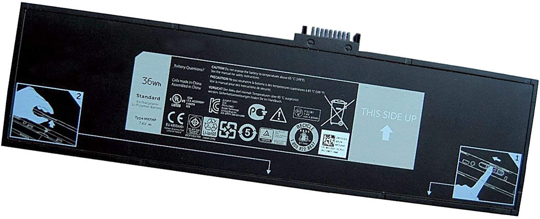 Dentsing HXFHF 36Wh 7.4V Battery for Dell Venue 11 Pro (7130) Tablet Venue 11 Pro 7139 VJF0X VT26R XNY66 451-BBGR 0VT26R