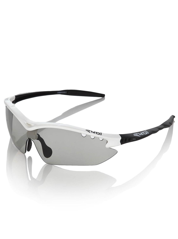 df522fc771 EKOI Glasses Photochromic fightes PH Black White  Amazon.co.uk  Sports    Outdoors