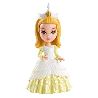 Disney Sofia The First Tea Party Amber Doll: Toys & Games