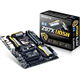 Gigabyte Z87X-UD5H Motherboard (Socket 1150, Z87 Express, DDR3, S-ATA 600, ATX, Haswell, Supports 4thGeneration IntelCore Processors, GIGABYTE UEFI Dual BIOS)