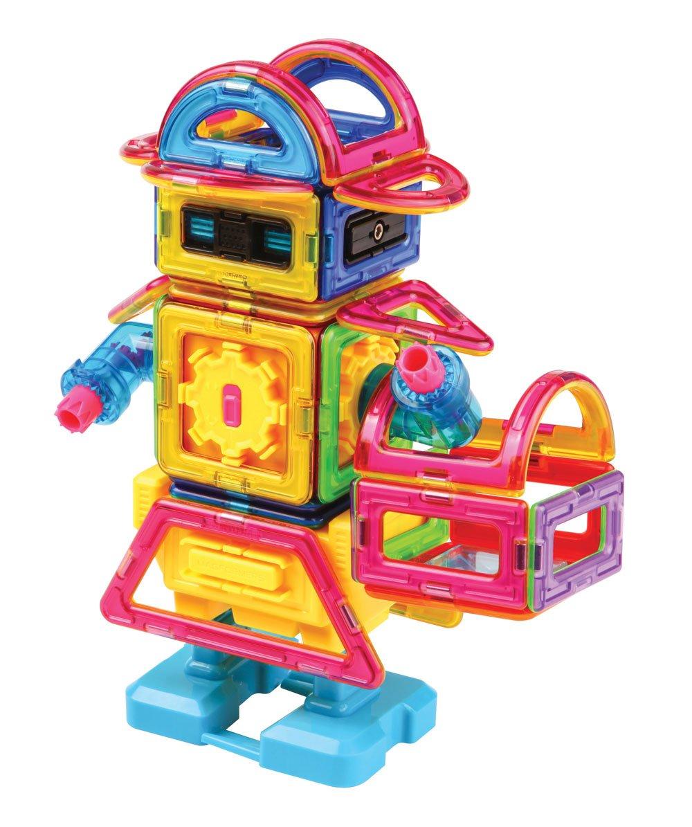 Magformers Hi-Tech Walking Robot Set 63137 45-pieces