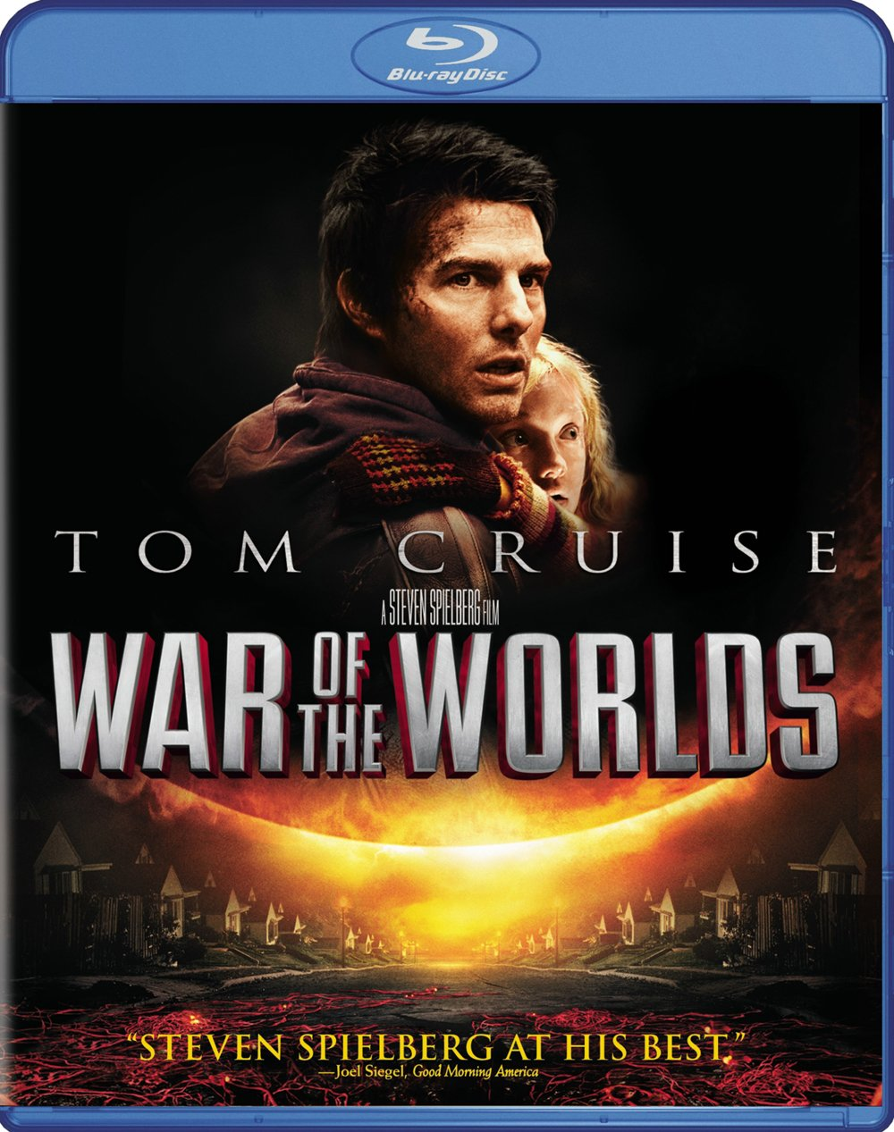 Blu-ray : War of the Worlds (, Dubbed, Dolby, AC-3, Digital Theater System)