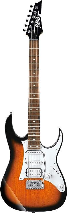 Ibanez GRG140-SB - Guitarra eléctrica, color sunburst: Amazon.es ...