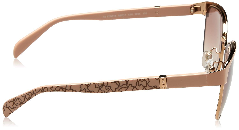 Tous STO315-55323X, Gafas de Sol para Mujer, Shiny Iridescent Pink, 55: Amazon.es: Ropa y accesorios