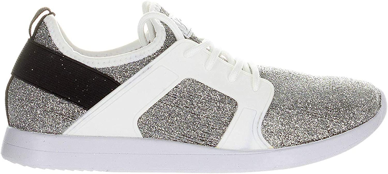 KENDALL + KYLIE Women's Jax-A Glitter Sneaker
