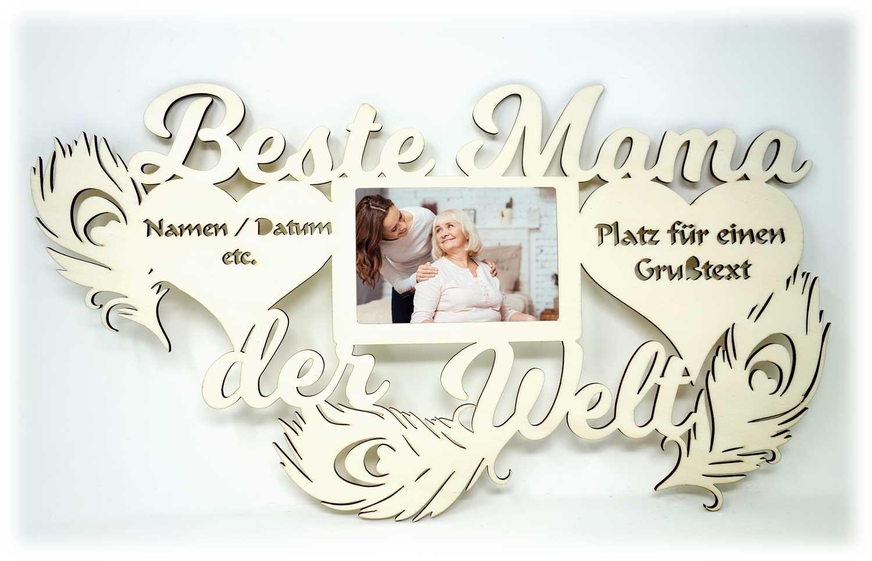 Geschenke für Mama I praktische Geschenkidee mit Wunschtext zum ...