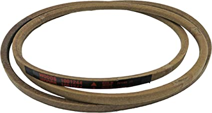 D/&D PowerDrive 1922V544 Woods Manufacturing Replacement Belt
