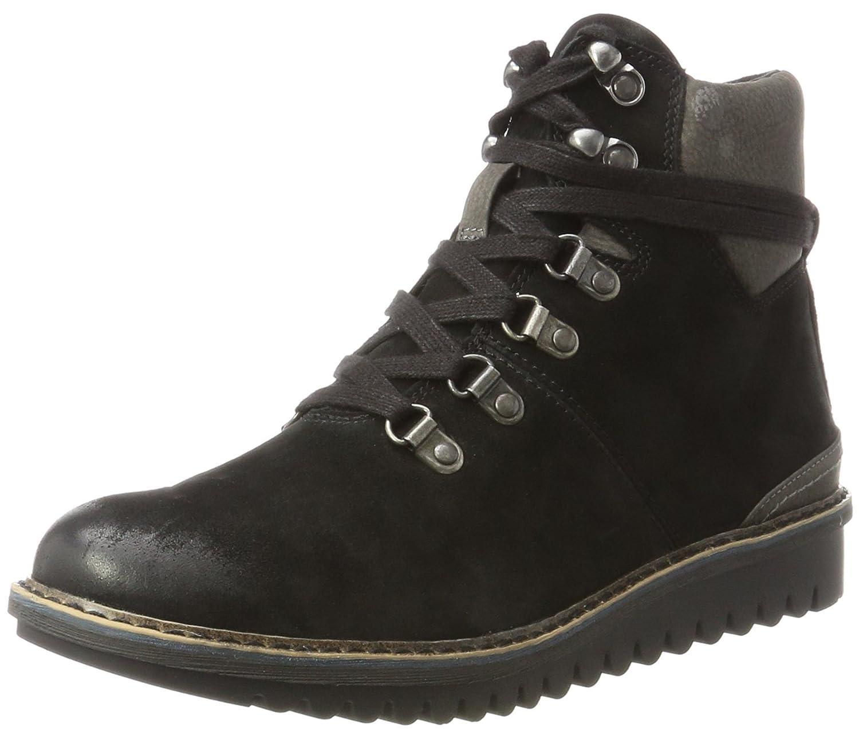 Schwarz(schwarz Anthra) Tamaris Damen 25214 Stiefel