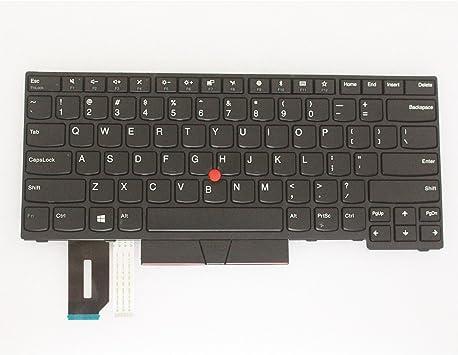 Genuine New Lenovo Thinkpad E580 E585 L580 US Layout Keyboard 01YP560