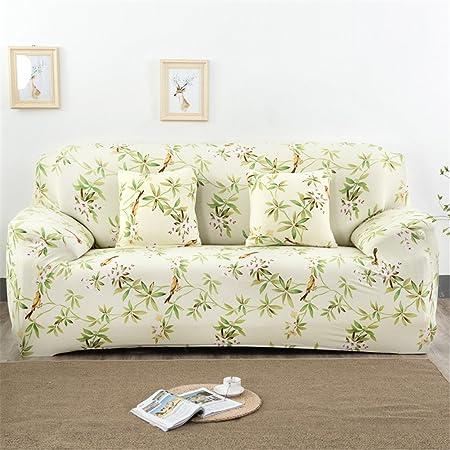 getmorebeauty stretch elastic fabric chair loveseat sofa couch rh amazon co uk Custom Sofa Slipcovers Two Cushion Sofa Slipcover