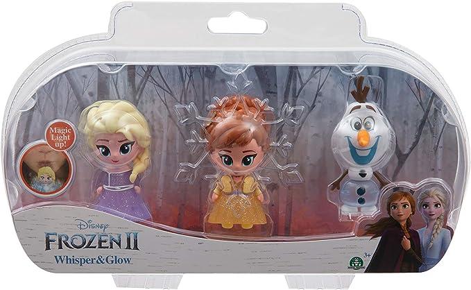 Giochi Preziosi-FRN75000 Frozen 2-Blow & Shine Blister 3 Figuras ...