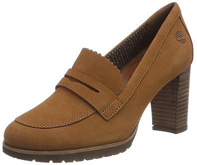 Timberland Leslie Anne, Mocasines para Mujer: Amazon.es: Zapatos y complementos
