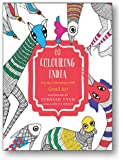 Colouring India: Joyous Colouring with Gond Art