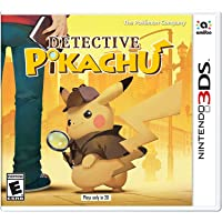 Deals on Detective Pikachu Nintendo 3DS
