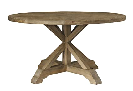 60inch Round Table.Padma S Plantataion Salvaged Wood Dining Table 60 Inch Round