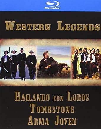 Pack: Western Legends [Blu-ray]: Amazon.es: Kiefer Sutherland ...