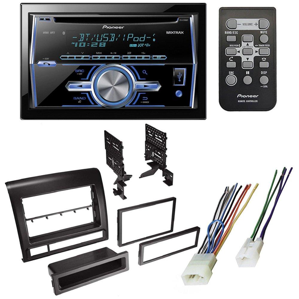 Toyota Tacoma 2005 2011 Car Stereo Receiver Radio Dash Panasonic Cd Player Wiring Harness Further Installation Mounting Kit W Electronics