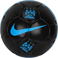 VITORIA VI-Football Size-5 Black & Blue (Pack of 1)