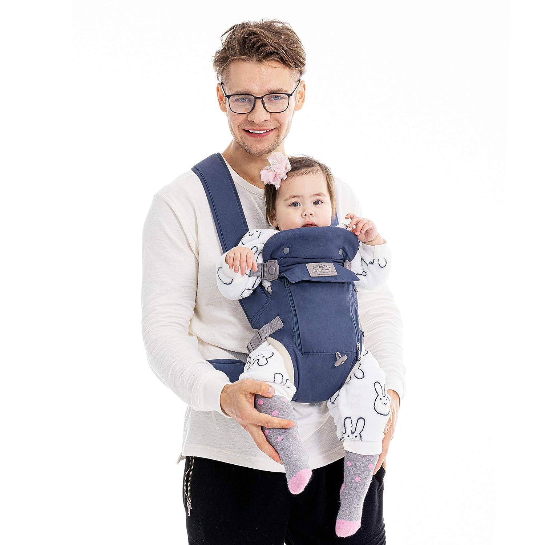FRUITEAM 6-in-1 Baby Carrier