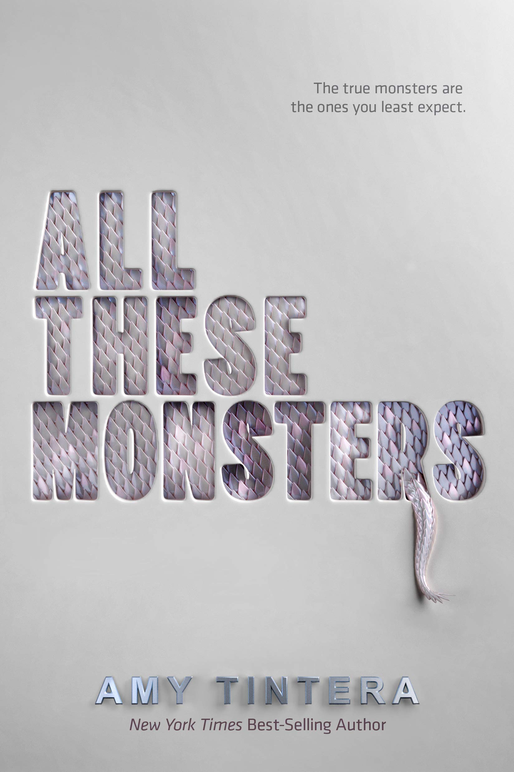 Amazon.com: All These Monsters (9780358012405): Tintera, Amy: Books