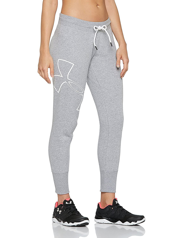 TALLA XS. Under Armour Good Europe Jogger Pantalones, Mujer